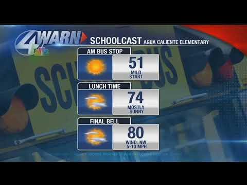 Jeff's School Shout-Out: Agua Caliente Elementary School