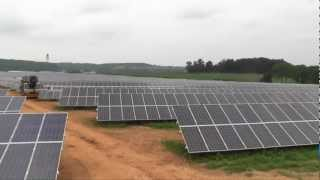 Pennsylvania's largest solar farm taking shape in Lancaster County