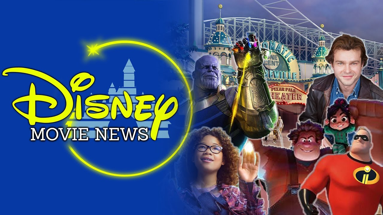 Disney Roundtable Discussion – Thoughts on Pixar Pier and 2018 Releases! – Disney Movie News 97