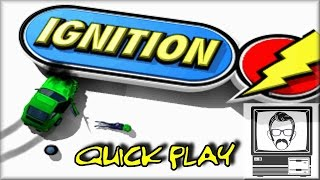Ignition DOS [Quick Play] | Nostalgia Nerd