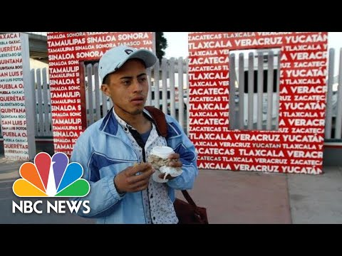 Asylum-Seeker Made To Wait In Mexico Gets His Day In U.S. Court | NBC News