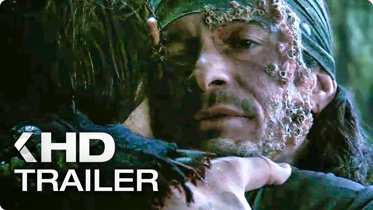 """PIRATES OF THE CARIBBEAN 5: Dead Men Tell No Tales """"Find Sparrow"""" TV Spot (2017)"""