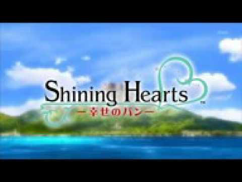 Shining hearts endeing song full