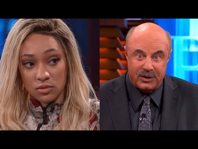 Dr Phil Serves Best Dancer In The WOrld   React Couch