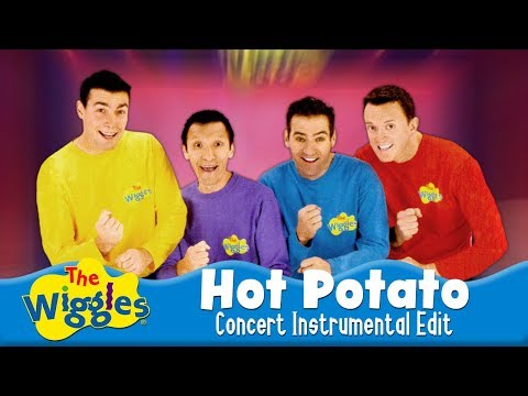 The Wiggles - Hot Potato (Concert Instrumental Edit)