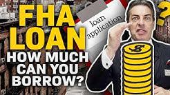 Mortgage [FHA Loan] FHA Loan Requirements [Home Loans] FHA Loans (FHA)