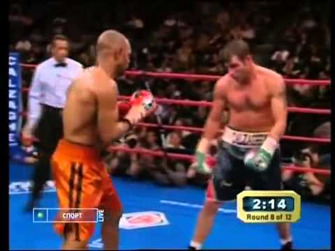 Joe Calzaghe vs Roy Jones Jr / Джо Кальзаге - Рой Джонс мл
