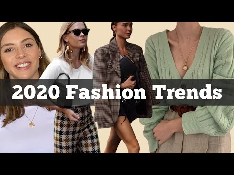 WEARABLE FASHION TRENDS 2020 | What to wear now | Part 1