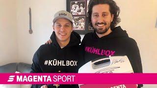 Zu Gast bei Dominik Kahun | Kühlbox LIVE meets NHL | MAGENTA SPORT