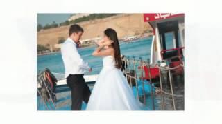 Свадебная фотосессия в Шарм-эль-шейхе Наталья и Михайл