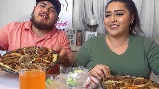 MEXICAN FOOD MUKBANG WITH LOS GORDASHIANS