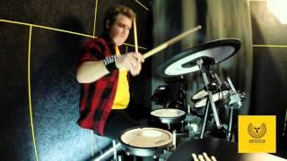 Электронная барабанная установка Roland TD-11KV (Русский Обзор) Студия VENTILATOR (Самара)