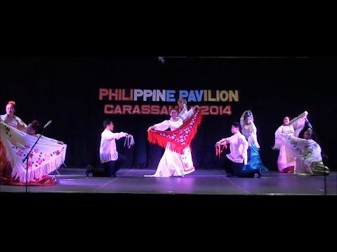 Manton De Manila/Maria Clara - Philippines Traditional cultural Dance/Folk Dance/Carassauga, Toronto
