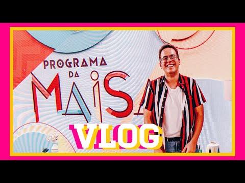VLOG: FUI NO PROGRAMA DA MAISA  Doug Júnior