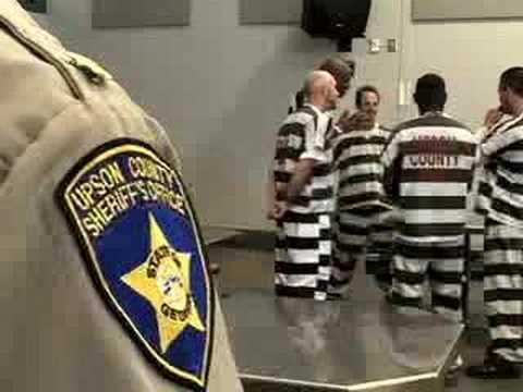 Upson Co  Jail Inmate Orientation