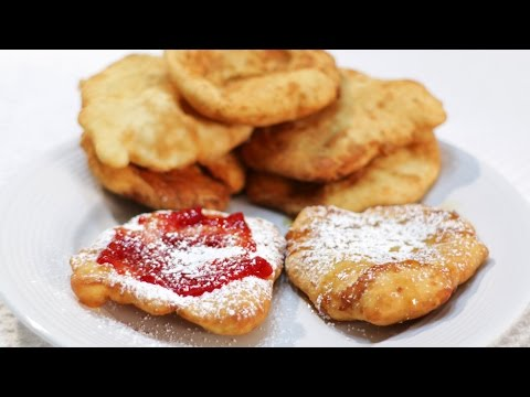 How to make Fry Bread – the easy video recipe
