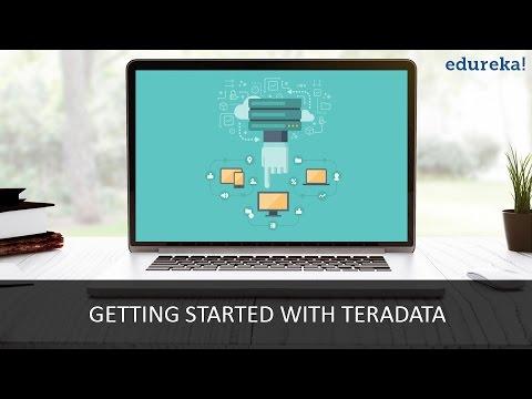 Teradata Tutorials for Beginners Part 1 | What is Teradata? | Teradata Training Video | Edureka