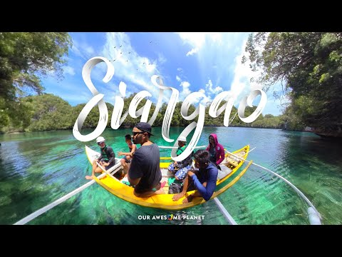 The Epic Siargao Travel Vlog - Sean Vlogs (Philippines)