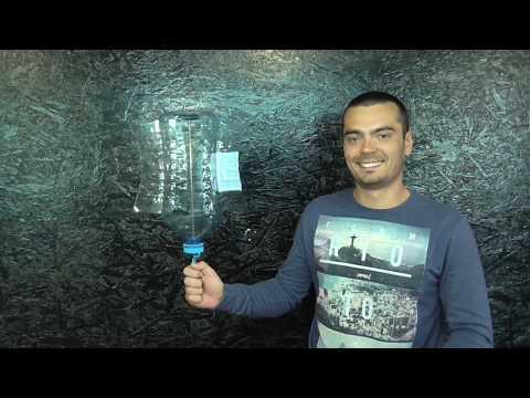 видео: ##ВЕТРЯНОЙ ОТПУГИВАТЕЛЬ ОТ ПТИЦ ИЗ БУТЫЛКИ##