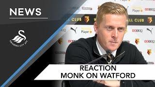 Video Gol Pertandingan Watford vs Swansea City