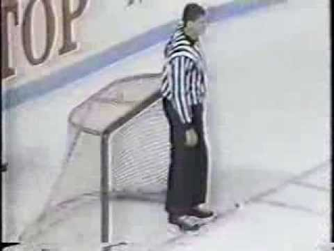1990 12 15 Winnipeg Jets vs  Montreal Canadiens