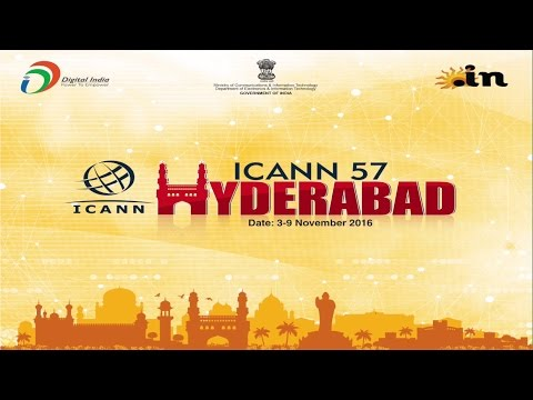 ICANN57 - Welcome to Hyderabad, Telangana