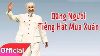 [Karaoke MV HD] Dâng Người Tiếng Hát Mùa Xuân - Sáng tác: Nguyễn Văn Thương