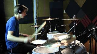 Luke Holland - August Burns Red - Composure Drum Cover