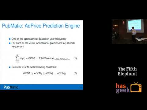 Sreekanth Vempati - Machine Learning in Online Advertising Domain