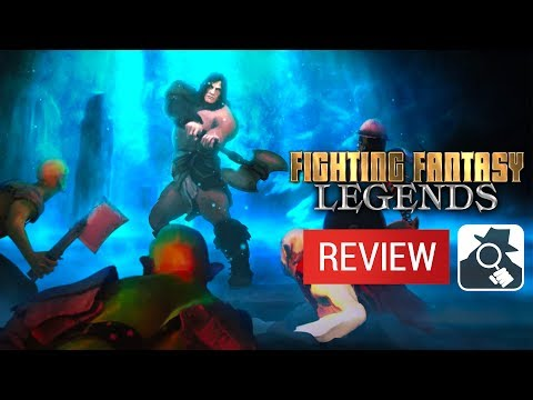 FIGHTING FANTASY LEGENDS | AppSpy Review