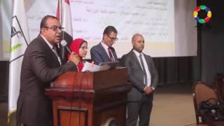 فيديو| نائب رئيس جامعة بني سويف للطلاب: عليكم بالأنشطة - السوايفة