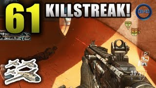 """GRIND"" SWARM - 61 Killstreak! - Black Ops 2 Peacekeeper Gameplay w/ Ali-A Revolution Map Pack"