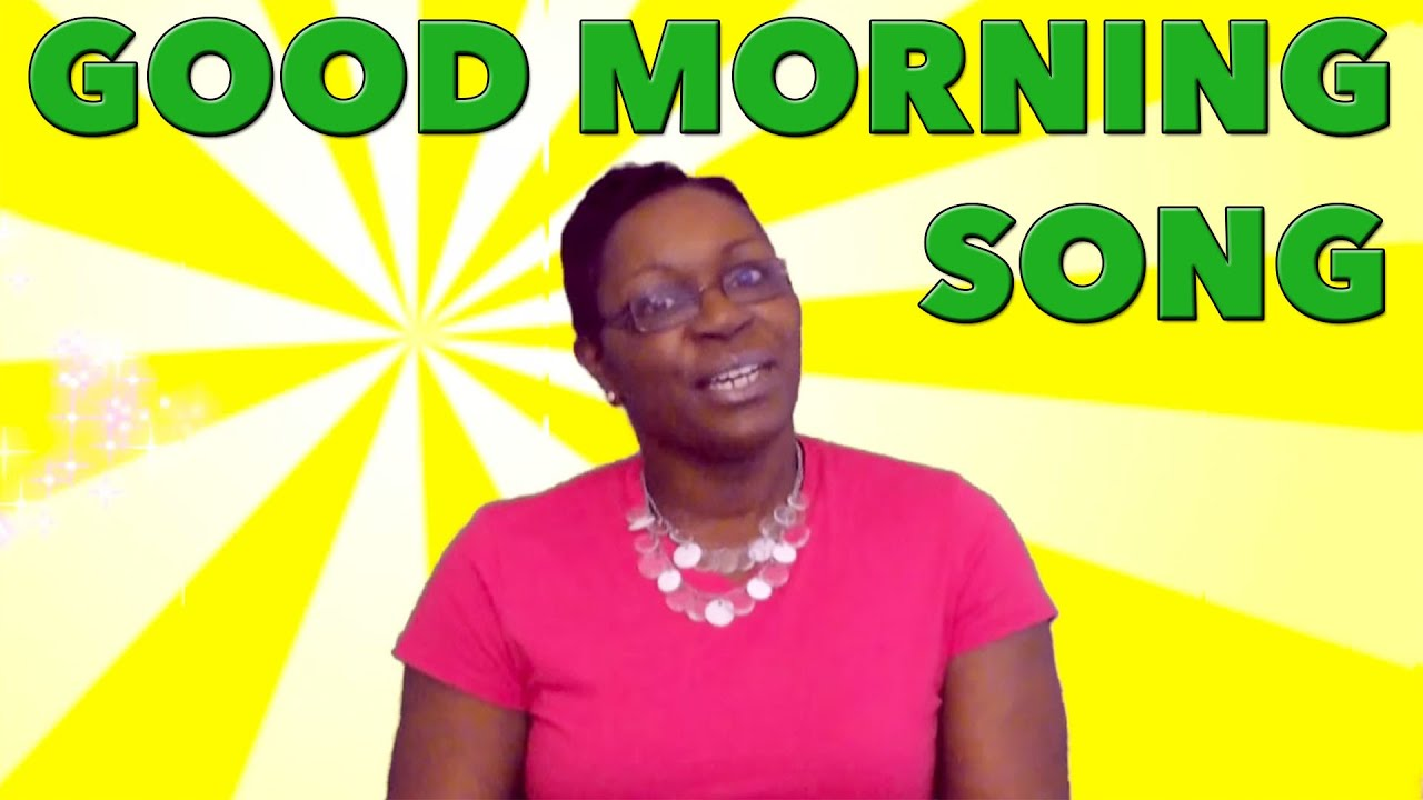 songs for children good morning song littlestorybug youtube. Black Bedroom Furniture Sets. Home Design Ideas