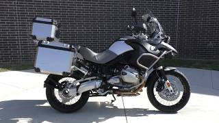 X66687 2011 BMW R1200GS ADVENTURE
