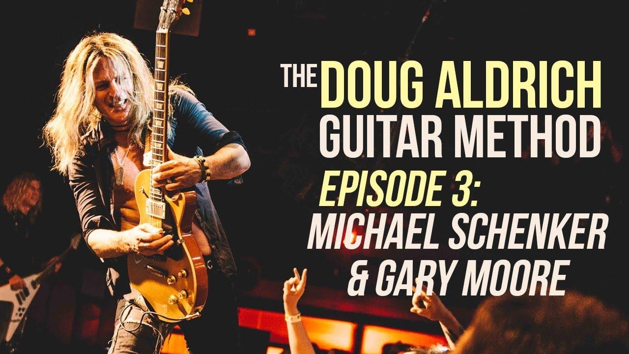 The Doug Aldrich Guitar Method - Episode 3: Gary Moore ...