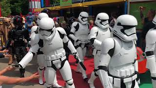 Legoland Star Wars Parade 2018