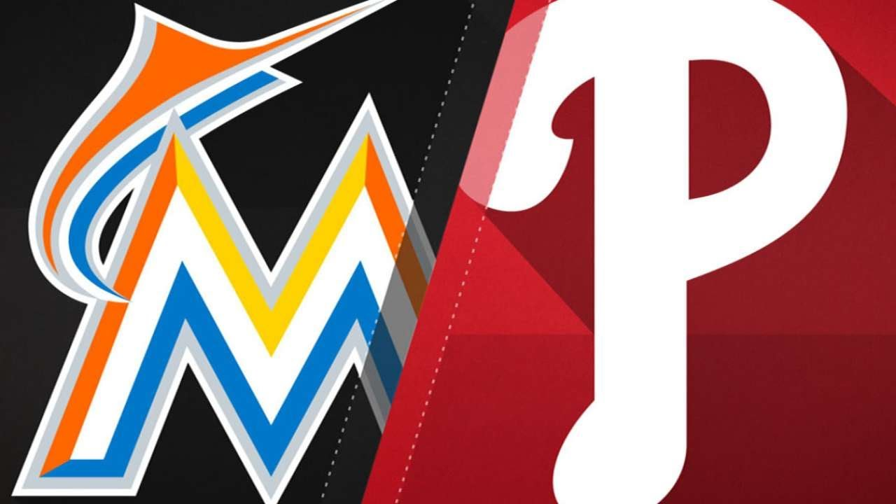 Preview: After offensive explosion, Marlins look for more of the same vs. Phillies