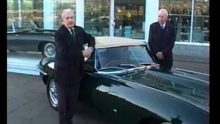 Jaguar E Type 50th Anniversary