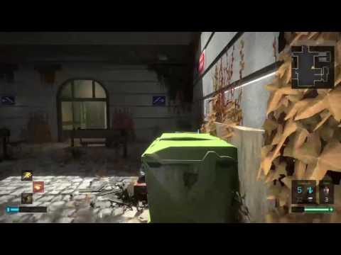 Deus Ex Mankind Divided- The Door of Perception