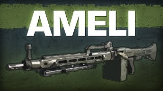 Ameli - Call of Duty Ghosts Weapon Guide