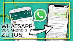 How to: WhatsApp-Chats von Android zu iOS | 5 einfache Schritte | ver_bloggt
