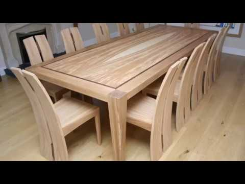 12 seater dining table and chairs uk youtube. Black Bedroom Furniture Sets. Home Design Ideas