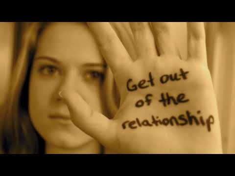 Getting out of an unhealthy relationship