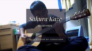 DEPAPEPE - Sakura Kaze (桜風) Guitar Cover
