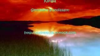Karima - Sentiment grandissant