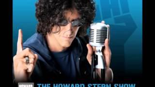 HOWARD STERN - Tyler Lawson of CracKerman 2015