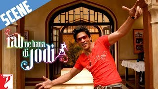 Scene: I am Taani's Hero and my name is Raj | Rab Ne Bana Di Jodi | Shah Rukh Khan | Anushka Sharma