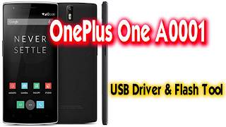 OnePlus One A0001 | Download USB Driver & Flash Tool
