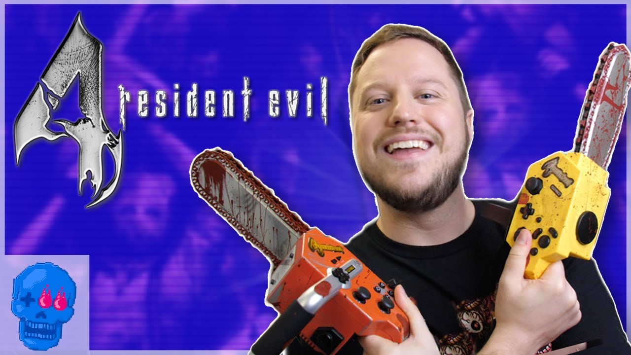 Secrets of the Resident Evil 4 Chainsaw Controllers | Punching Weight [SSFF]