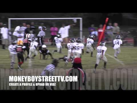 Litttle league football Club View BullDogs vs South Columbus Raiders
